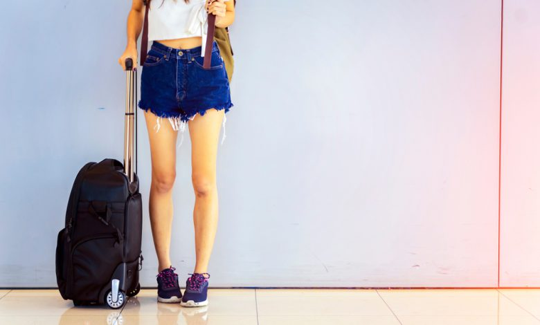 Fashion for airport