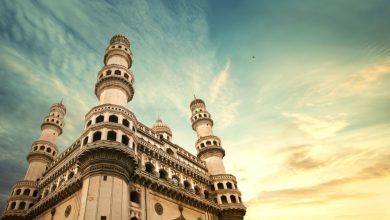 Hyderabad travel guide - places to visit