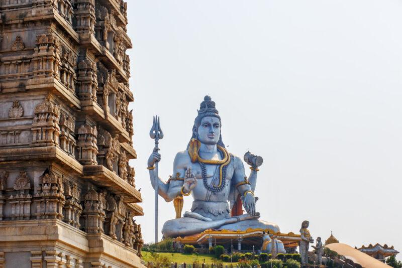 Road trip to Gokarna - Murudeshwar