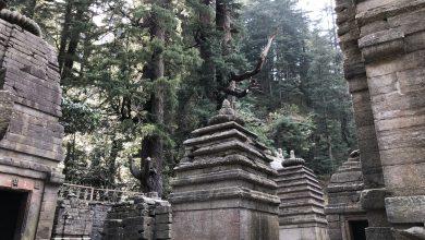 Jageshwar in Binsar in Uttarakhand