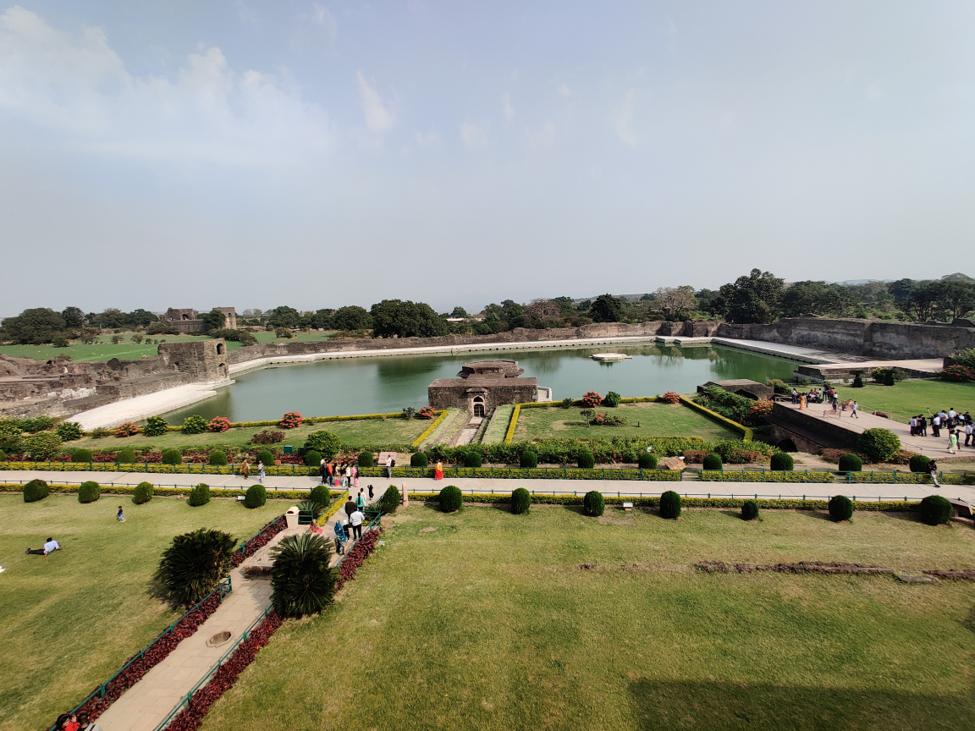 Jahaz Mahal in Indore