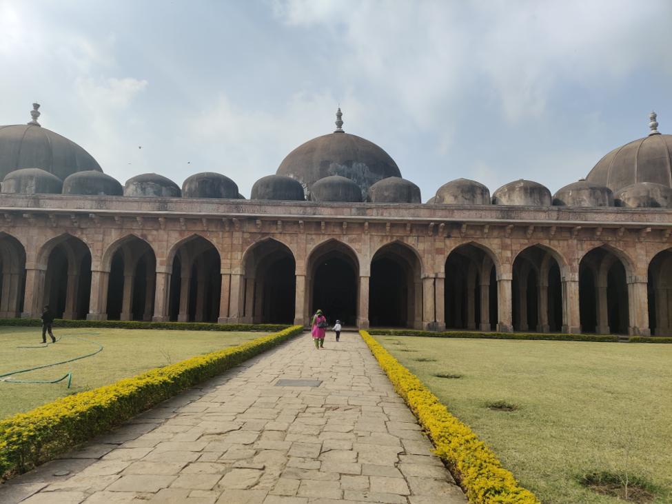 Mandu - Jama Masjid