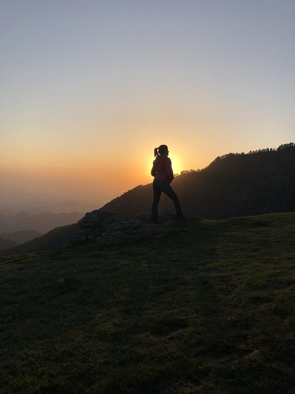 Triund trek - things to do in Dharamshala