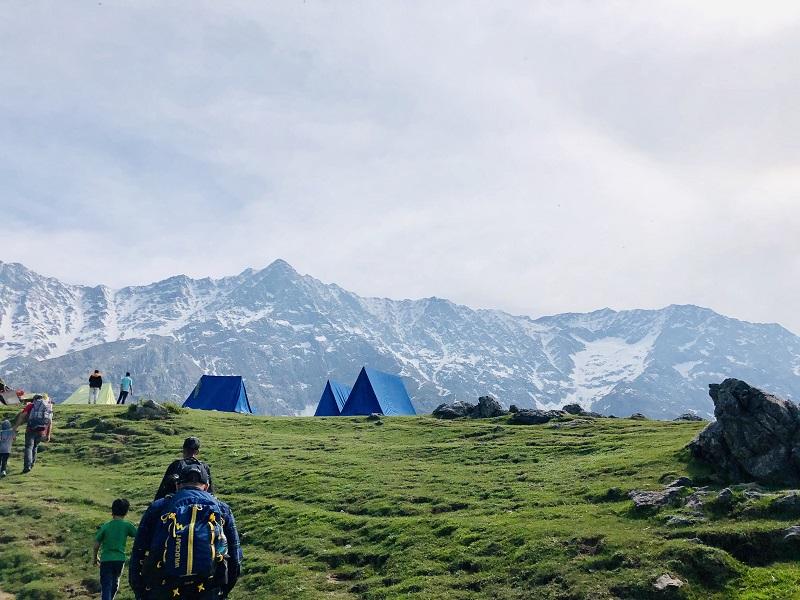Triund Trek: best time to visit Dharamshala